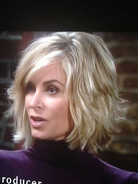 ashley abbott hairstyles ashley on young and restless hair color young and the