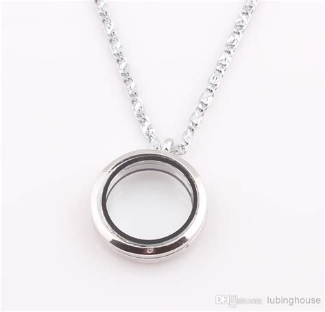 Origami Owl Necklace Cost - wholesale floating locket necklace origami owl living