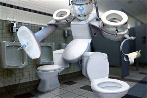 robot chicken bathroom toilet transformers aviary toiletron