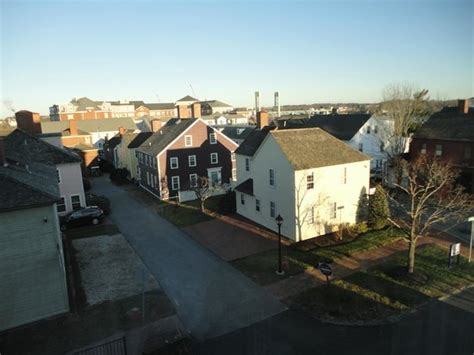 Garden Inn Portsmouth by Most Of The Restored Houses Are Offices Picture Of