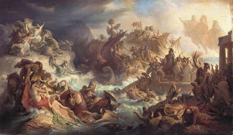 persiani eschilo persiani tragedia di eschilo trama analisi commento