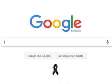 google imagenes de luto google se viste de luto por ataque en colegio de