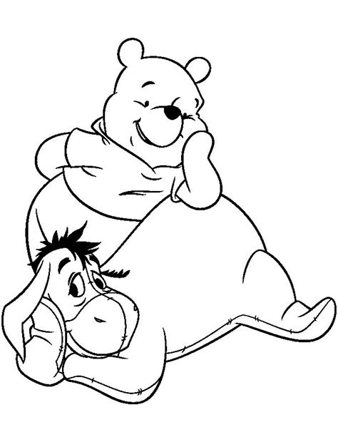 winnie the pooh coloring book 76 best winnie the pooh coloring pages images on