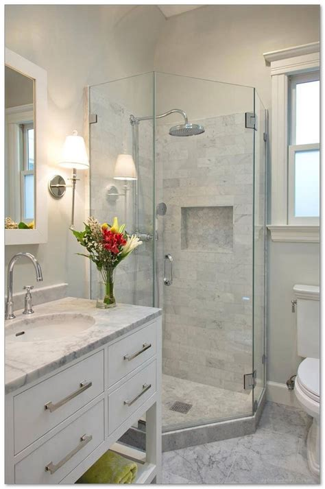 99 small master bathroom makeover ideas on a budget 93