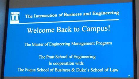 Academic Calendar Duke Distance Academic Calendar Master Of Engineering Management