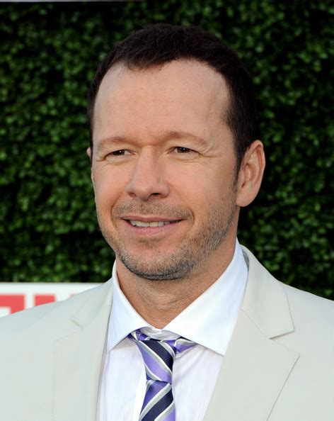 is donnie wahlberg bald donnie wahlberg pictures cbs showtime cw summer tca