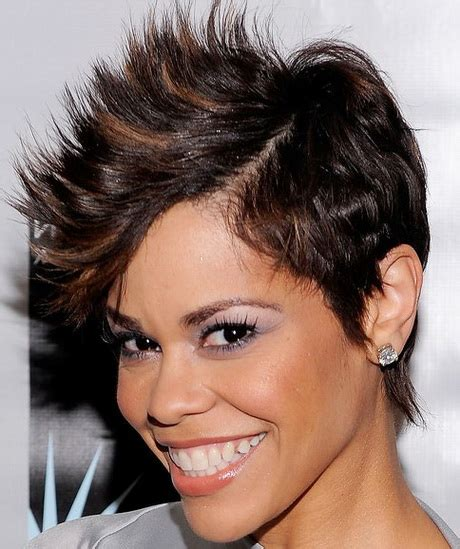 spiky pixie hairstyles for overweight women spiky short haircuts for women