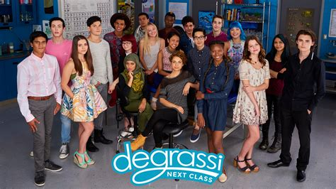 renewed shows for next season degrassi next class tv show on netflix cancelled or
