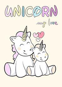 theme line unicorn unicorn my love line theme line store