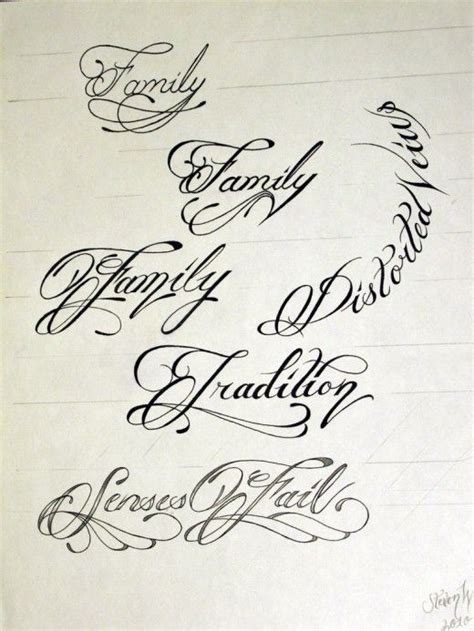 fancy tattoo designs fancy cursive fonts generator 11 script