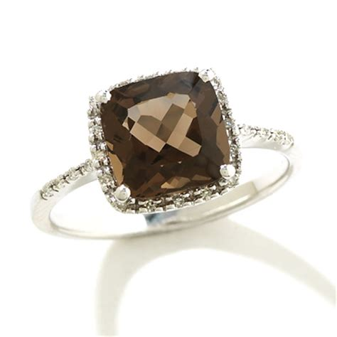 Just A With This Quartz Ring From Lola by Halo Help Weddingbee