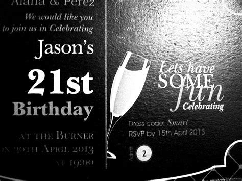 jason s 21st birthday party naartjietintedglasses