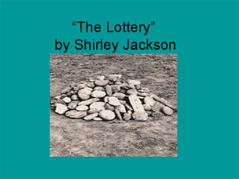 themes in the story the lottery common themes of shirley jackson