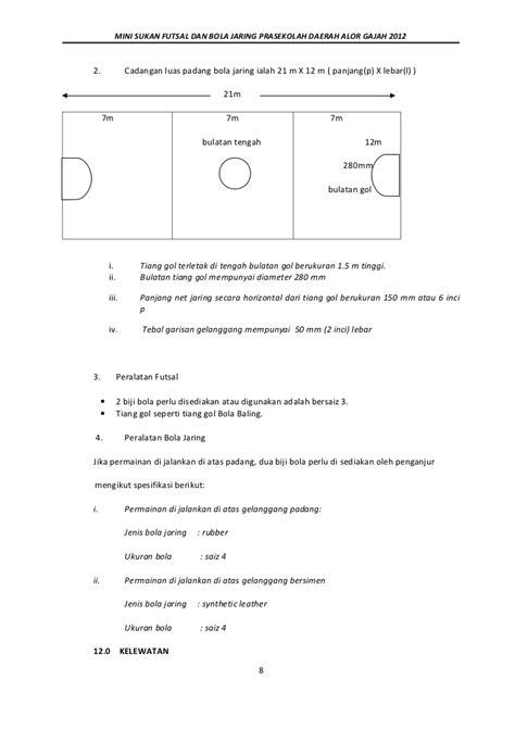 Net Jaring 0 5m kertas kerja nota