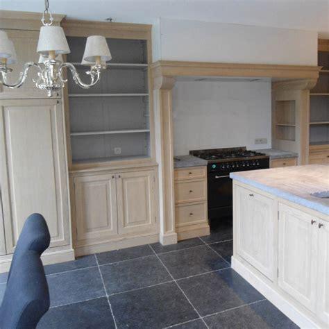 complete landelijke keuken keukens op maat gemaakt meubelmakerij ateliers verbist