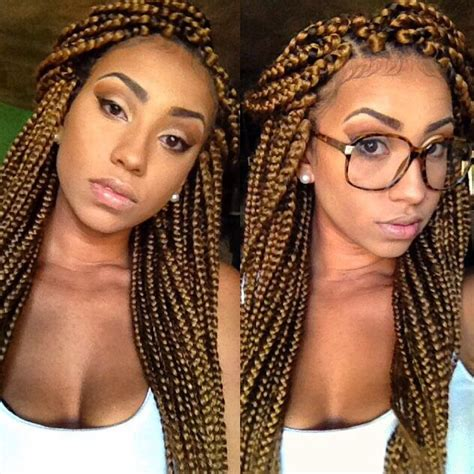 30 braids and braided hairstyles to try this summer 1244 best box braids images on pinterest braids hair
