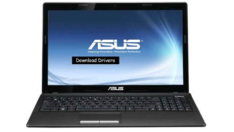 Laptop Asus Windows 7 windows 7 drivers for notebook asus a53z