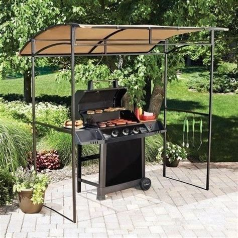 bbq gazebo bbq gazebo outdoor canopy shade barbecue smoker awning