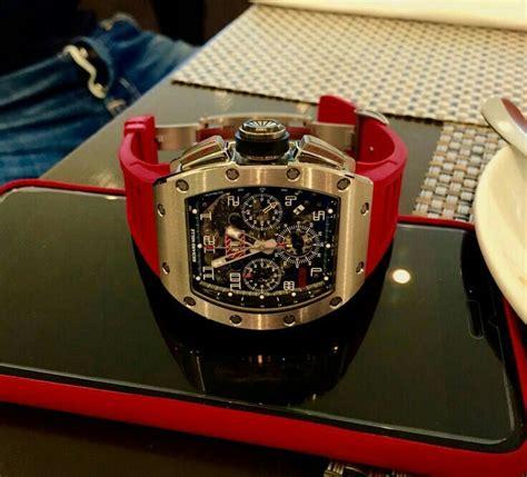 Replika Richard Mille Rm011 Lotus Carbon Rubber Swiss Eta 25 best richard mille watches images on fancy watches luxury watches and richard mille