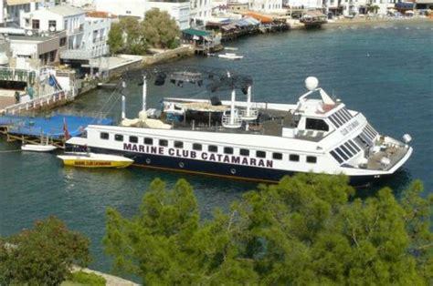 catamaran bodrum yorum marine club catamaran bodrum bodrum resmi tripadvisor