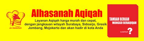 penyedia jasa aqiqah di surabaya telp 0812 3355 5858