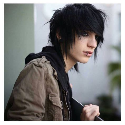 emo hairstyles for curly hair guys emo haircuts 15 best emo hairstyles for men and boys 2016