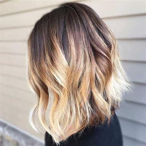 31 Gorgeous Long Bob Hairstyles   Lob cut, Blonde balayage