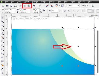 desain kartu nama coreldraw x4 cara membuat desain kartu nama dengan coreldraw x4