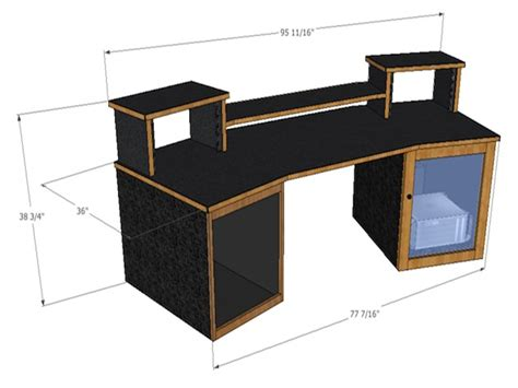best recording studio desk ideas randy gregory design