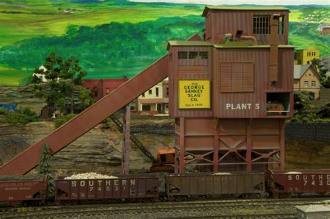 model railroader video layout tour model railroad layout tours page