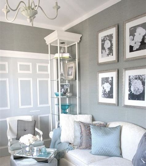 gray living room gray home decor color trends 2014 via