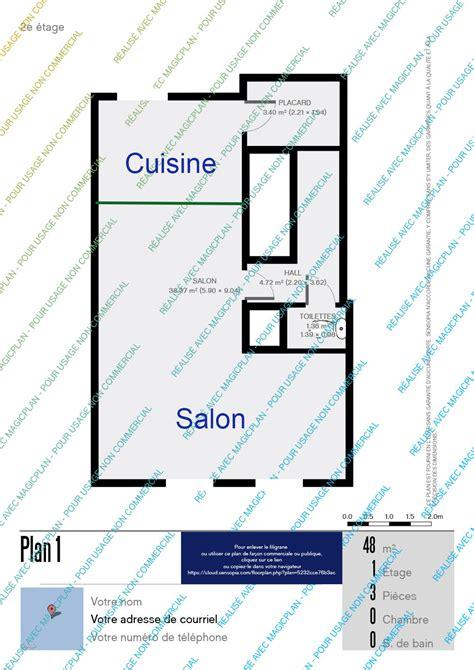s駱arer la cuisine du salon s 233 parer une cuisine du salon en conservant la lumi 232 re 4