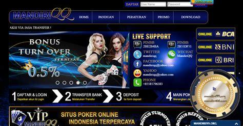 mandiriqq agen situs judi  poker  domino qq  hack idpro
