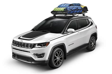 jeep compass 2017 roof 2017 jeep compass by mopar review gearopen
