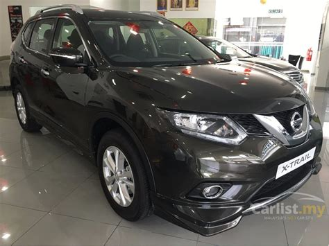 Big Promo New Nissan X Trail 2017 nissan x trail 2017 2 0 in kuala lumpur automatic suv others for rm 129 000 3599140 carlist my