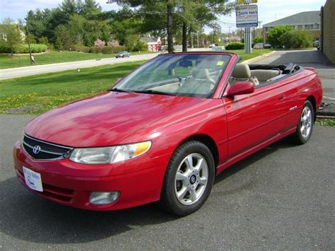 convertible toyota toyota solara convertible picture 4 reviews