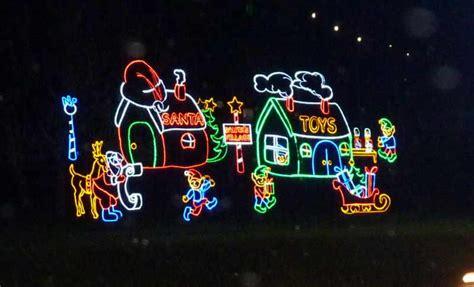 lights santa lights santa claus parades in toronto gta 2016