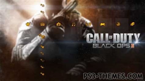 themes ps3 black ops 3 ps3 themes 187 black ops ii dynamic theme