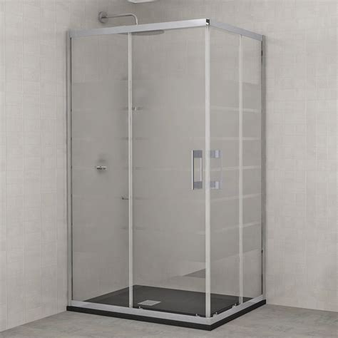 cabina doccia rettangolare box doccia rettangolare 90 cm x 70 cm x 195 cm