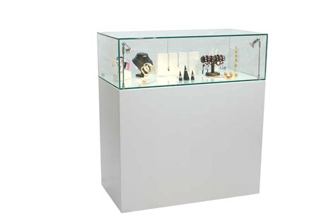 used shop display cabinets glass display cabinets exhibitionplinths co uk