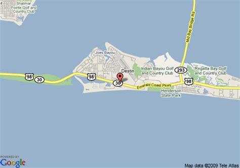map florida destin sandestin map adriftskateshop