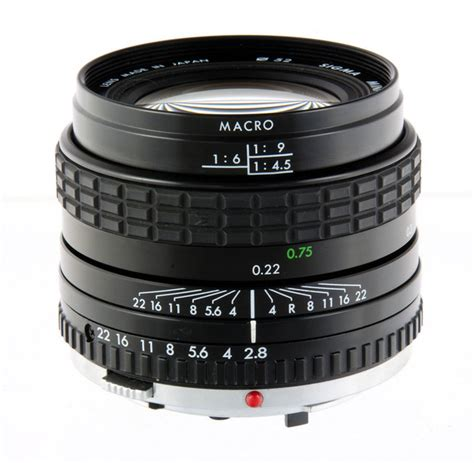 the sigma mc mini wide ii 28 mm f 2 8 lens specs mtf