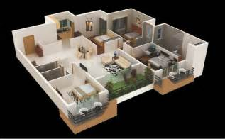 Four Bedroom Apartment 4 Bedroom Apartment House Plans Futura Home Decorating