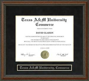 Interior Design Savannah Ga Texas A Amp M University Commerce Tamu C Diploma Frame