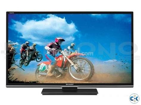 Led Aquos 29 sharp aquos 29 inch le440m hd multisystem led tv 01674011105 clickbd