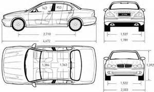 Jaguar Dimensions The Blueprints Blueprints Gt Cars Gt Jaguar Gt Jaguar X