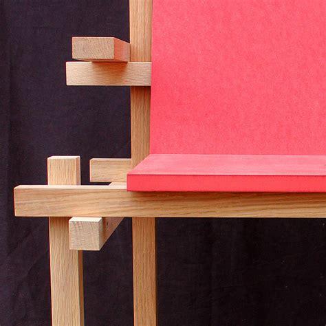 chaise haute d exterieur en palette
