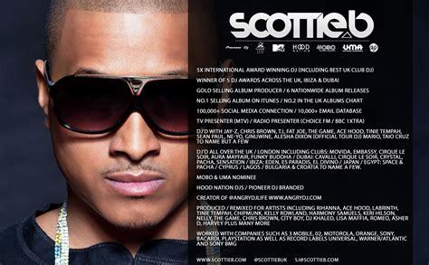 dj biography template scottie b bio 4x international award winning dj