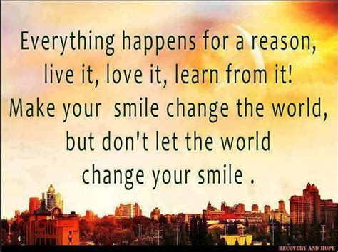 everything quotes pinterest everything happens for a reason quote quotes pinterest
