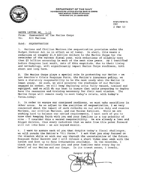Usmc Endorsement Letter Exle Writing A Letter Of Recommendation Usmc Commandant Websitereports991 Web Fc2